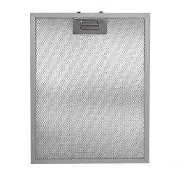 """Cavaliere b2 36"""" island and wall mount aluminum filter"""